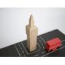 Jouet en bois Machi London de la marque Kikko + sur LaCorbeille.fr