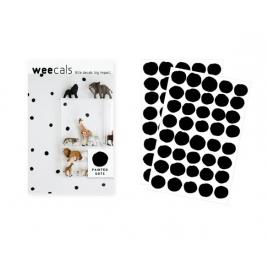 Stickers points noirs de la marque Wee Gallery sur LaCorbeille.fr