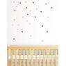 Stickers fleurs rose de la marque Wee Gallery sur LaCorbeille.fr