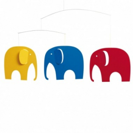 "Mobile ""Elephant Party"""