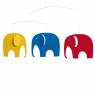 Mobile Elephant party de la marque Flensted sur LaCorbeille.fr