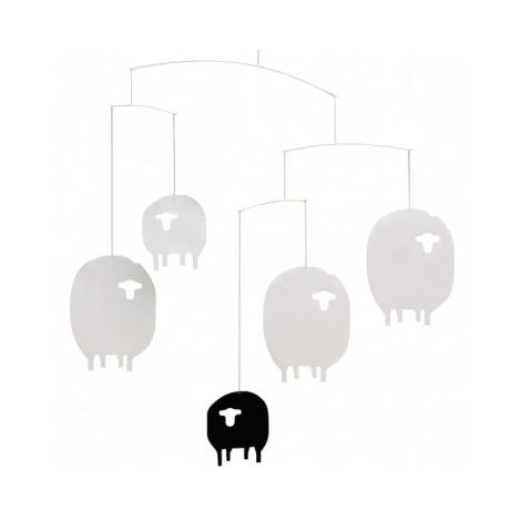 Mobile Moutons de la marque Flensted sur LaCorbeille.fr