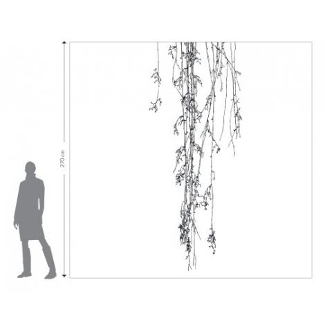"""Sticker """"Sonate d'HIver"""" du duo Mel et Kio pour la collection Les Murmures® sur LaCorbeille.fr"""