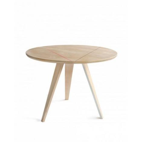 Table basse en bois de la marque Studio Roof sur LaCorbeille.fr