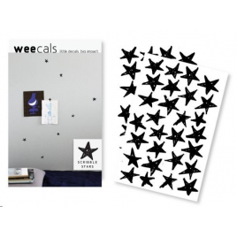"Sticker ""scribble stars"""