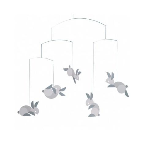 Mobile Bunnies - Flensted