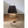Lampe à poser design noir 5.5