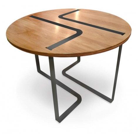 "Round ""Sangle"" table"