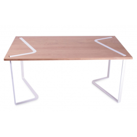 "Table ""sangle"" rectangulaire"