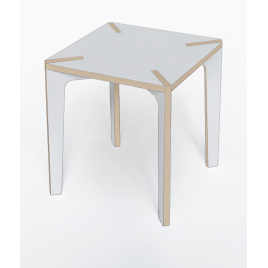 "Square table ""Serie X"""