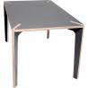 Grande table Série X Design Benjamin Faure sur LaCorbeille.fr