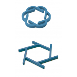 Silicone trivet INANDOUT