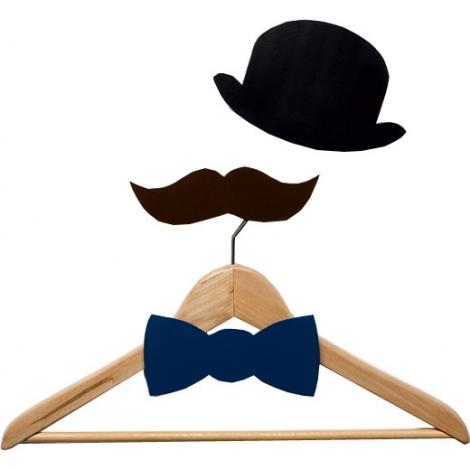 """Hook """"Monsieur"""" by Cocktail Designers"""