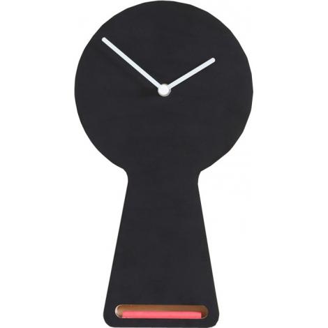 Tablita : horloge / tableau noir magnétique de la marque Diamantini & Domeniconi sur LaCorbeille.fr