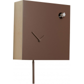 "Light brown ""Icona"" clock - 2nd Choice"