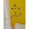 Sticker Princesse de la Marque Poetic wall® sur LaCorbeille.fr
