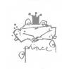 Sticker Prince de la Marque Poetic wall® sur LaCorbeille.fr