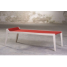 Erykah bench in red