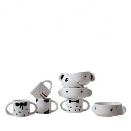Porcelain children set