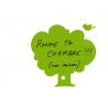 Tableau effaçable Pensette Arbre vert de la marque Le Pré d'eau sur LaCorbeille.fr