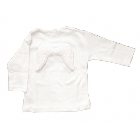 """T-Shirt """"Ange"""" Pa Design sur LaCorbeille.fr"""