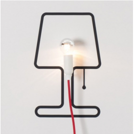 "Wall Lamp ""Tiny"""