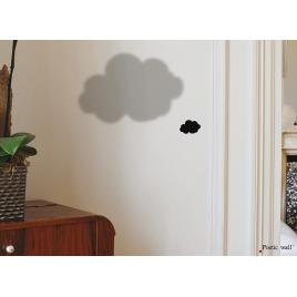 Sticker Ombre Nuage de la collection Poeticwall par Mel et Kio sur LaCorbeille.fr