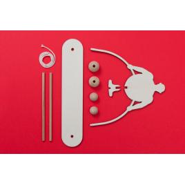 Kit de construction : M. Muscle de la marque Koa Koa sur LaCorbeille.fr
