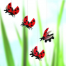 Lady Bird mobile