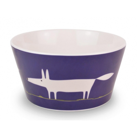 Cereal bowl Fox