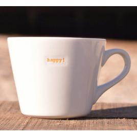 Mug avec mot imprimé en relief Keith Brymer Jones pour Make International sur LaCorbeille.fr