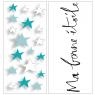 "Sticker Small Shadows ""My good star"""