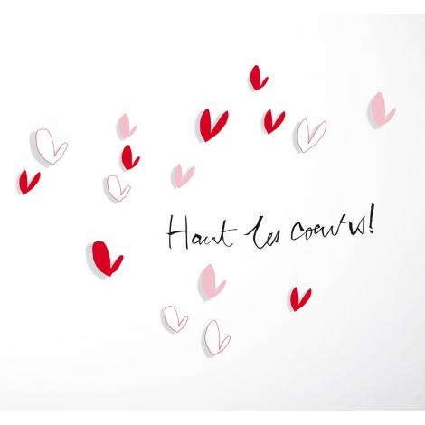 "Sticker Small Shadows ""At heart"""
