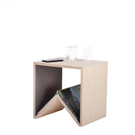 Table Basse / Chevet CARIUS & BACTUS de la marque MüllernKontor sur LaCorbeille.fr