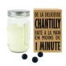 "CREAZY : ""magic"" chantilly shaker"