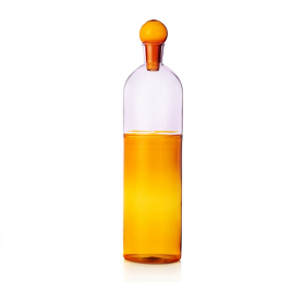"""Light Collection"" carafe with stopper by Ichendorf Milano"
