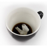 Porcelain Creature cup with T-Rex or Lobster