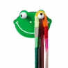 "Patère HOOKLYS : Froggy Frog / Sticker ""Grenouille"" de la marque Donkey Product sur LaCorbeille.fr"
