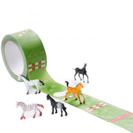 Tape Gallery : Mon enclos à chevaux