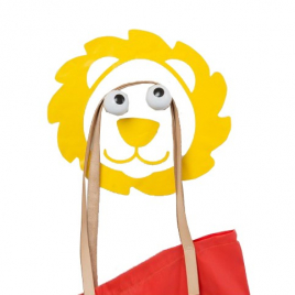 "HOOKLYS : Leo Look / Sticker ""Lion"""