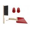 Set of Dustpan + Brush + Hook Andrée Jardin