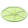 Couvercle hermétique empilable citron