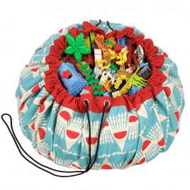 Toys bag / Play mat Play & Go Badminton