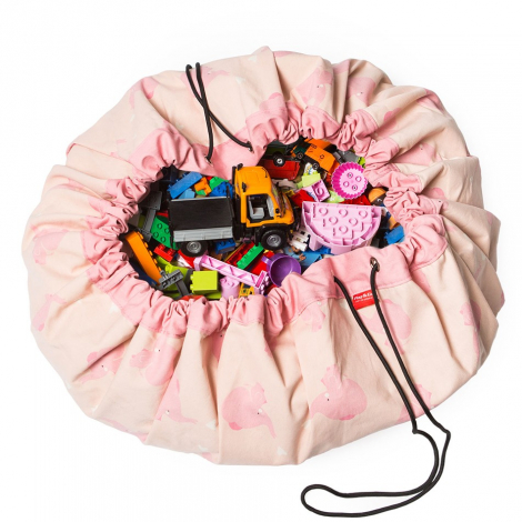 Toys bag / Play mat Play & Go Super Hero