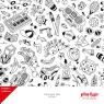 Sac / Tapis de jeu Play & Go à colorier OMY sur LaCorbeille.fr