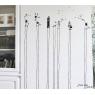 ensemble ambiance sur fond blanc Sicker Tout La-Haut- La Maison Poetic Wall de Mel et Kio sur LaCorbeille.fr