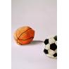 Chaussette ballon de basket et ballon de foot design L'Air de Rien sur LaCorbeille.fr