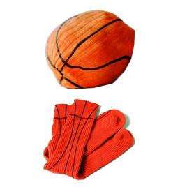 Ball Socks : 1 basket + 1 Football