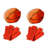 Basket sockets - Sold by 2 pairs