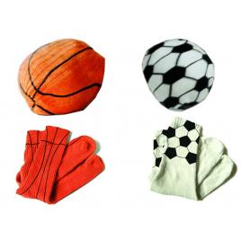 Chaussettes ballon ( basket + foot )